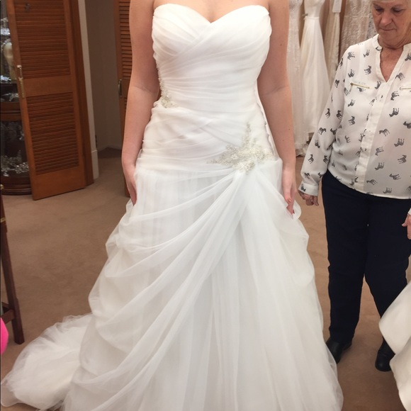 Mori Lee Dresses & Skirts - Morilee wedding gown